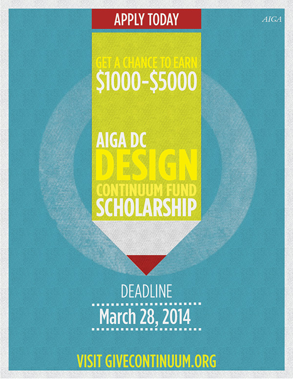 Poster Design - AIGA DC Design Continuum Scholarship on ...