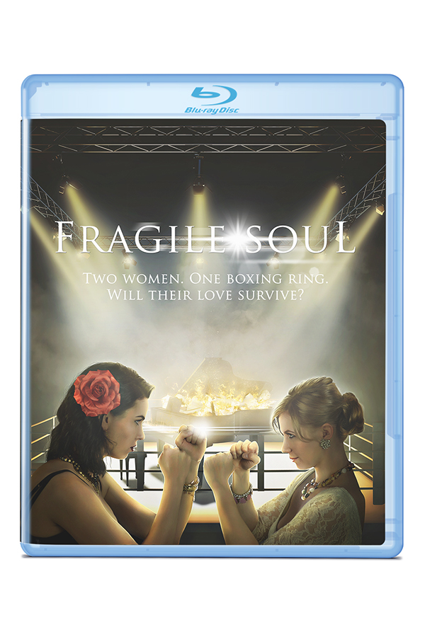 Fragile Soul - Movie Cover on Pantone Canvas Gallery