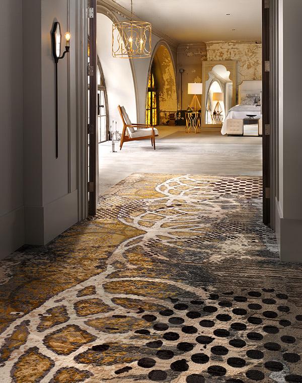 Durkan Hospitality Carpets On Behance