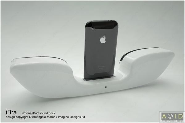 iphone iPad dock sound dock