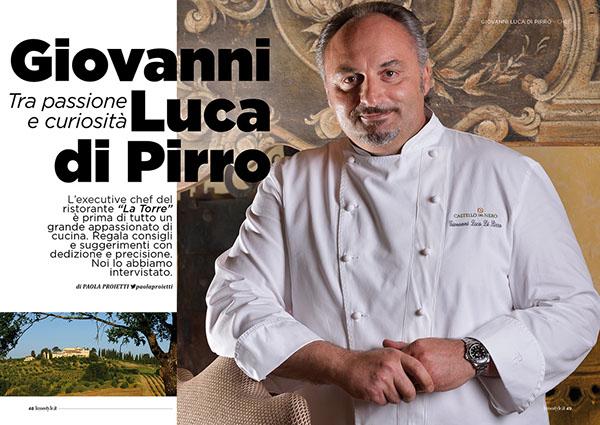 Lusso Style Francesco Mazzenga web magazine Aprile 2015 Design editoriale illustrazione