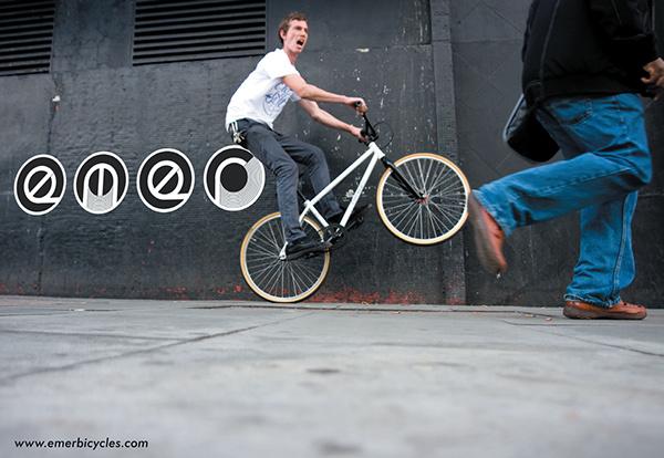London BMX T-Shirt Design london cycling