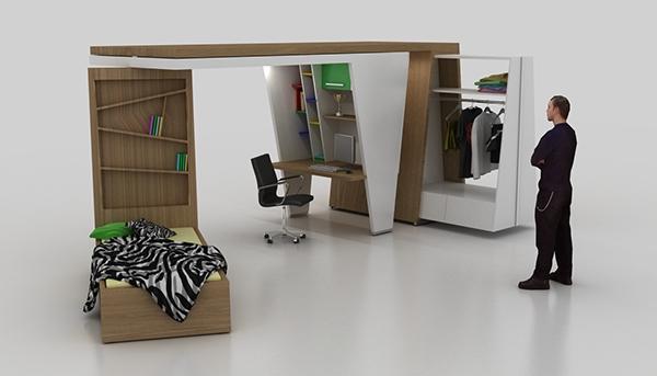 Mosder Furniture Design Competition Prize On Behance