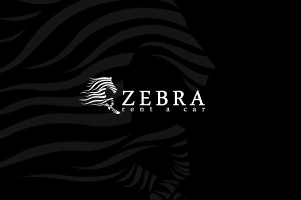 zebra logo design amp web site on behance