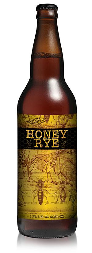 River CIty Brewing Co. - Honey Rye