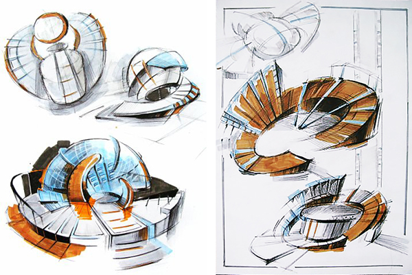 Виды и направления в дизайне среды