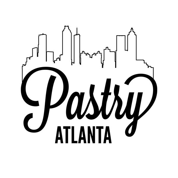 pastry atlanta logo design on behance