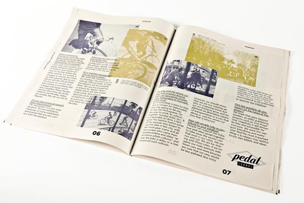 editorial design printedmatter newspaper