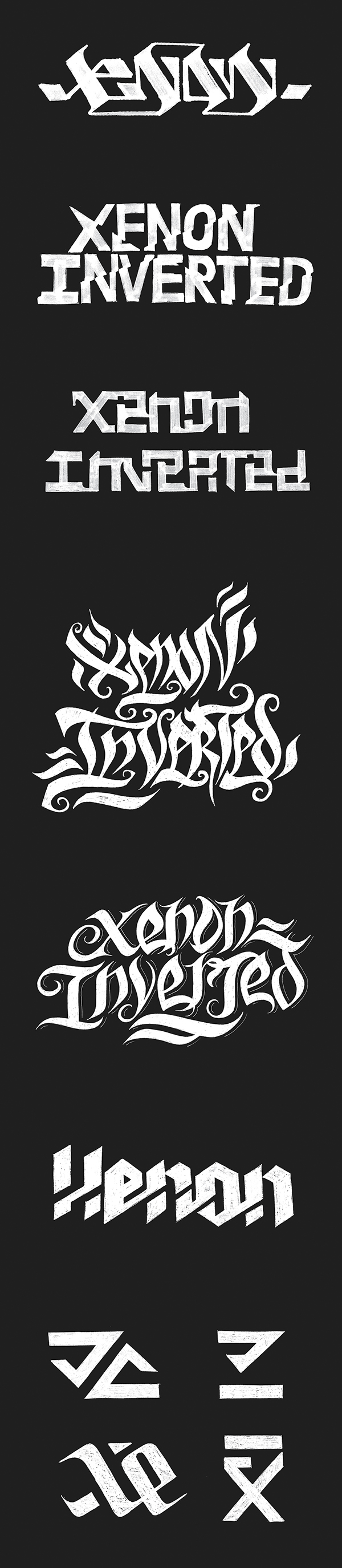 logo,vector,Icon,identity,xenon,inverted,graphic,design