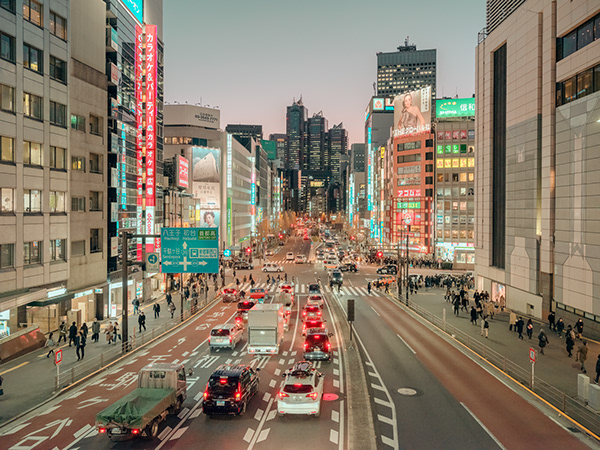 TOKYO, LOST IN TRANSLATION