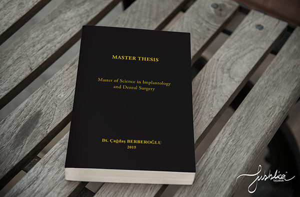 Publish masters thesis