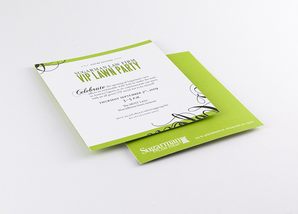 invitations banners Events