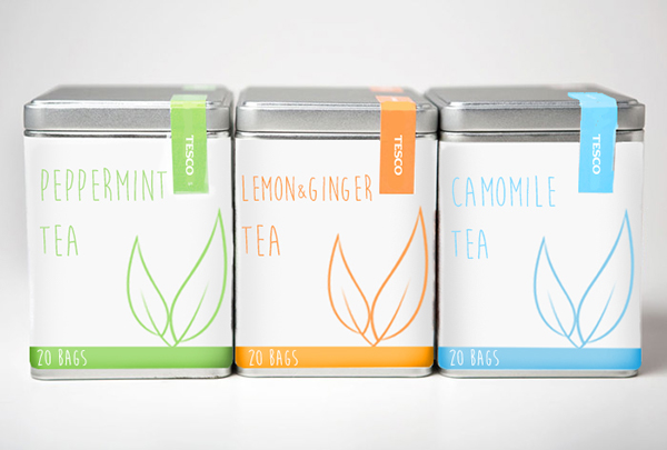 Tea Packaging Design By Anthony Douglass