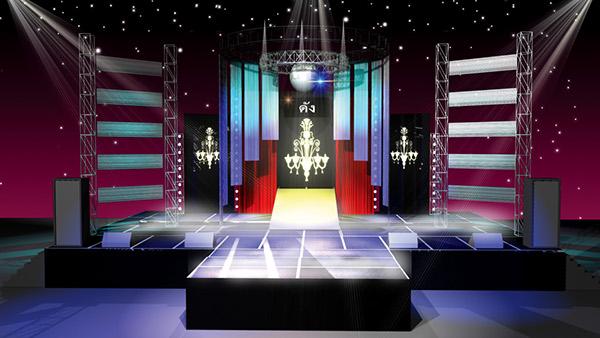 stage design on behance