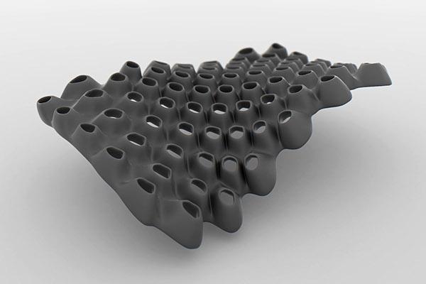 Hexagonal Structure on Behance