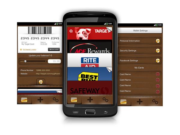 Samsung Phone Wallet App on Behance