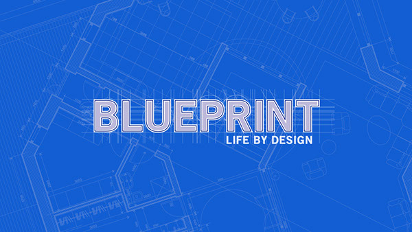 Blueprint motion graphic bump on behance this video was designed as a message intro for a church the series was called blueprint and focused primarily on creating a plan for your life malvernweather Images