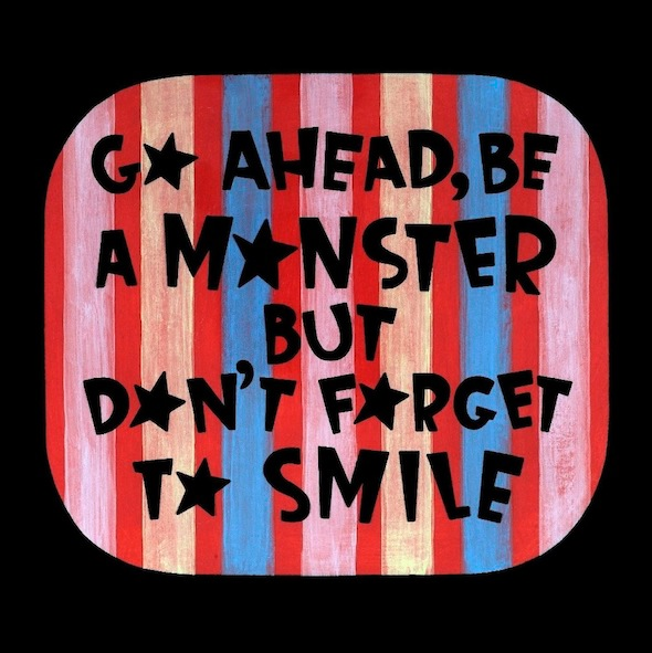children monsters feelings self-love smile poem inspirational Picture book alex mitchell twinki-winki