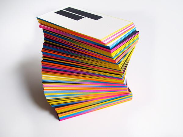 IS Creative Studio Business Cards is madrid studio Brand New Awards Tarjetas