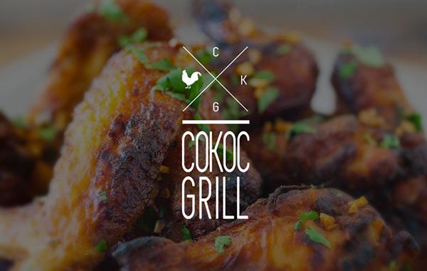 Cokoc Grill Take Away Restaurants On Behance