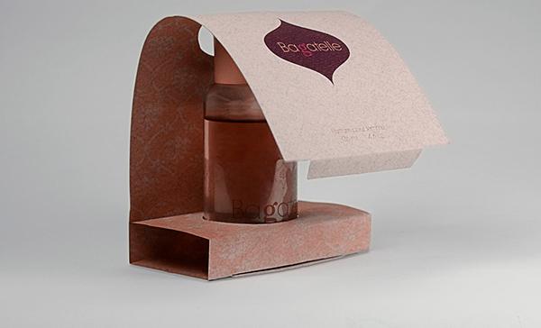 logo bagatelle france parfum femme women pink glass