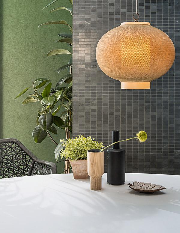 有獨特感的16套綠色牆面配色欣賞
