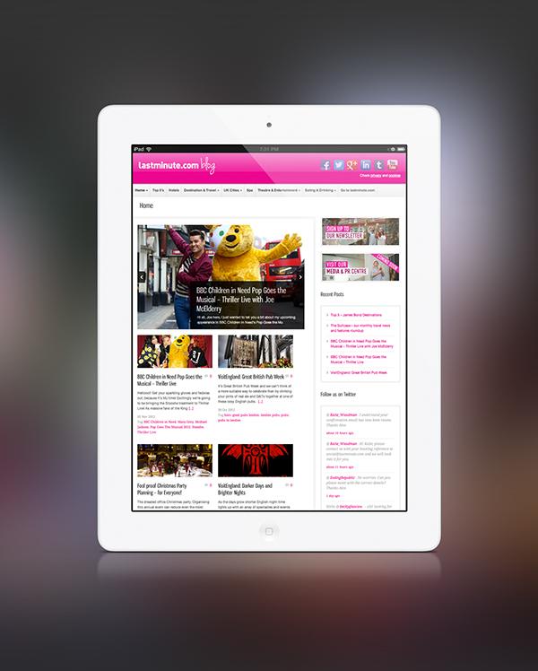 php  Html  Css  wordpress  redesign  blog