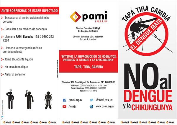 dengue chikungunya PAMI tucuman