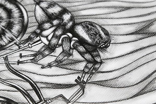 Risd Bike Drawing On Risd Portfolios
