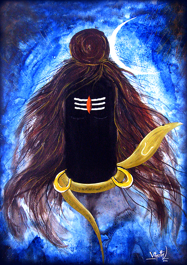 Lord Shiva On Behance