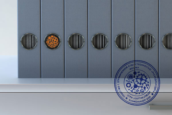 audit Style corporate style logo mechanism geek