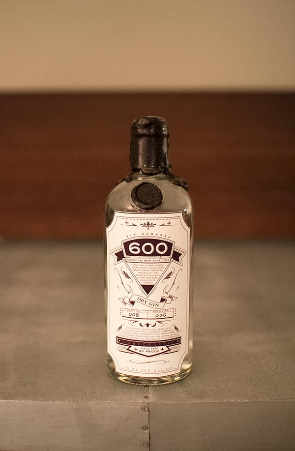 600 Gin on Pratt Portfolios