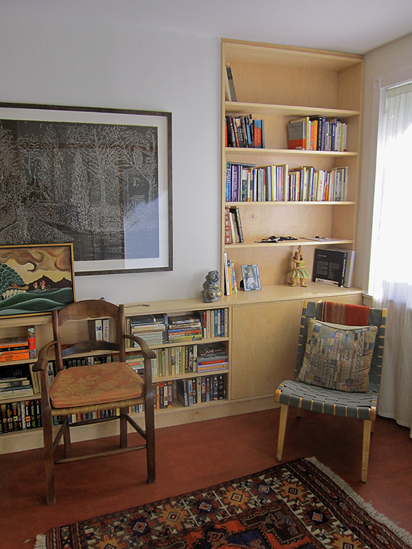 Brooklyn brownstone bedroom on risd portfolios for Brooklyn bedroom ideas