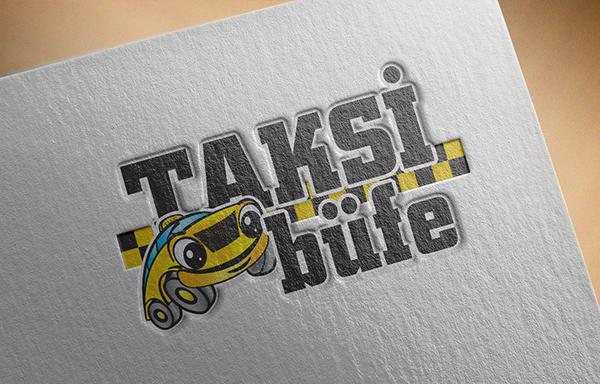 Taksi Büfe sertaç sakarya Logo Design