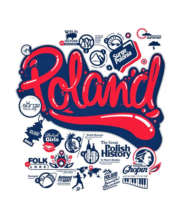 Surge Polonia On Behance