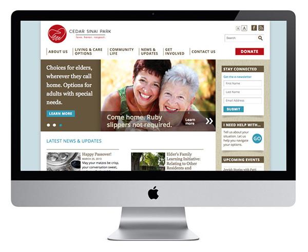 Cedar Sinai Park Website