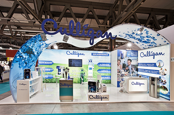 Exhibition Stand Water Features : Fabric architecture culligan on behance