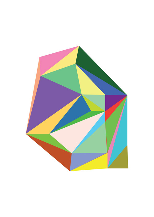 Mapping map cartography colour Triangles triangulation shapes shape maps letters Eventually Everything connects connections Linking
