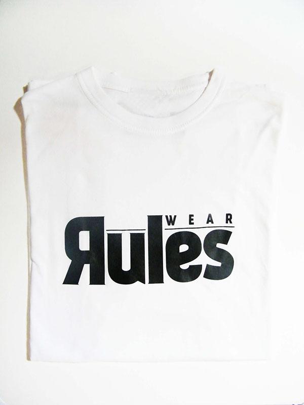 Rules wear brand