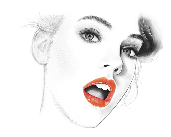 Barbara Palvin on Behance