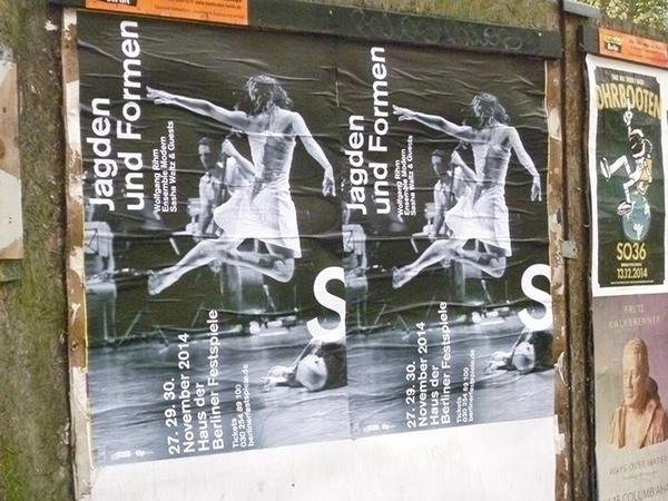 poster,DANCE  ,contemporary,berlin,culture