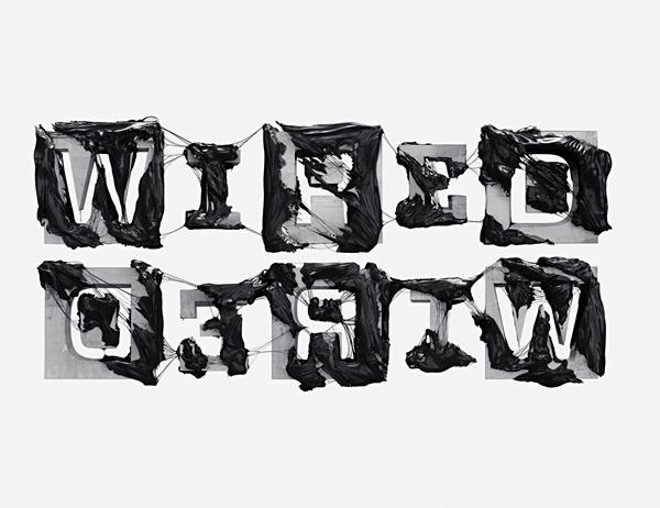Wired Logo Interpretation on Behance
