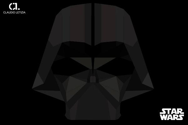 # # Yoda starwars # poligonale #starwars