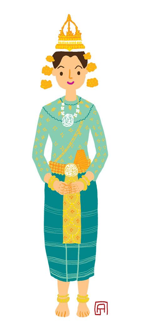 costume malaysia philippines japan vietnam studiodialogo dialogo Korea Cambodia Kuwait BRUNEI costumes