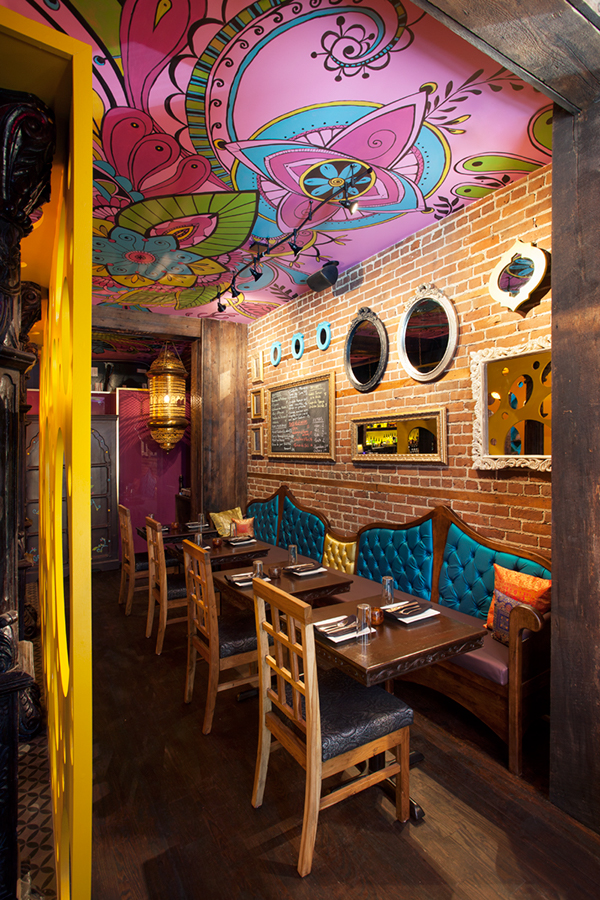 Raso Indian Restaurant on Behance