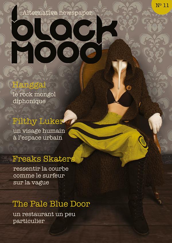 #magazine #Strange #alternativ #cover