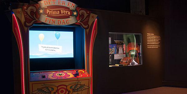 Rockheim jahn teigen Exhibition