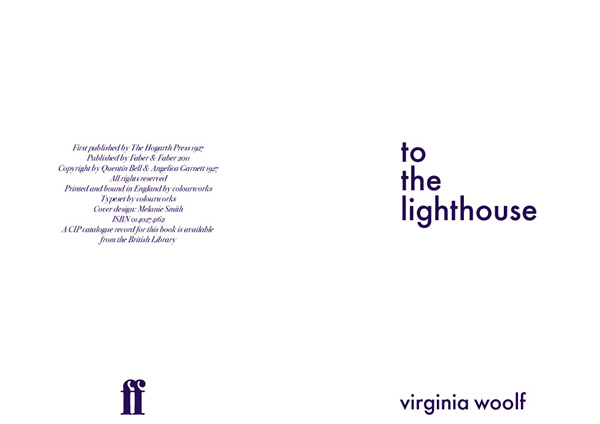 an analysis of feminism in the novel to the lighthouse by virginia woolf To the lighthouse virginia woolf table of contents plot overview summary & analysis the window: chapters i–iv the window every jane austen novel.