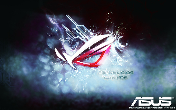 Asus Rog Wallpaper Contest On Behance