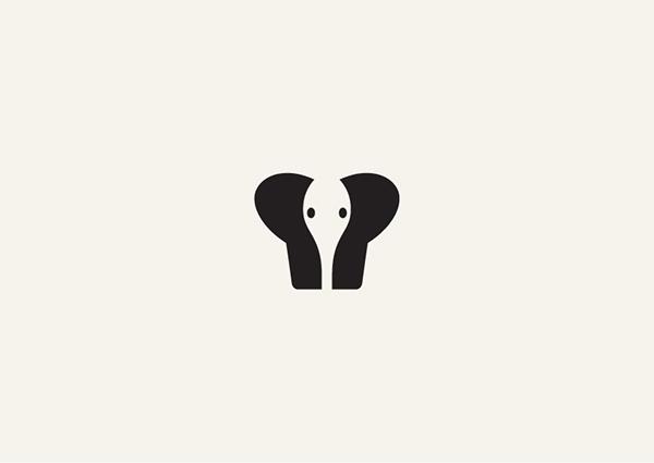 Logo Design Elephant by G. Bokhua
